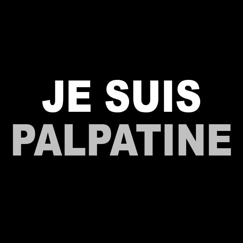 Je suis Palpatine