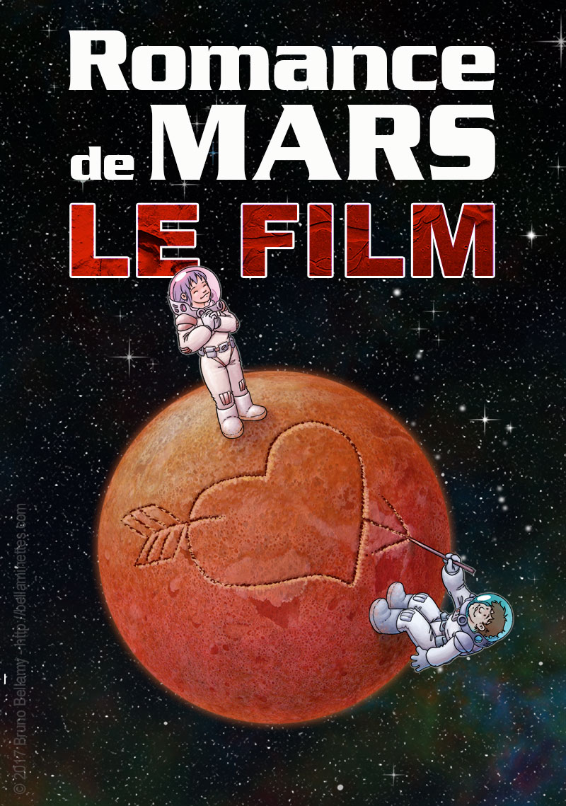 Romance de Mars au cinéma !