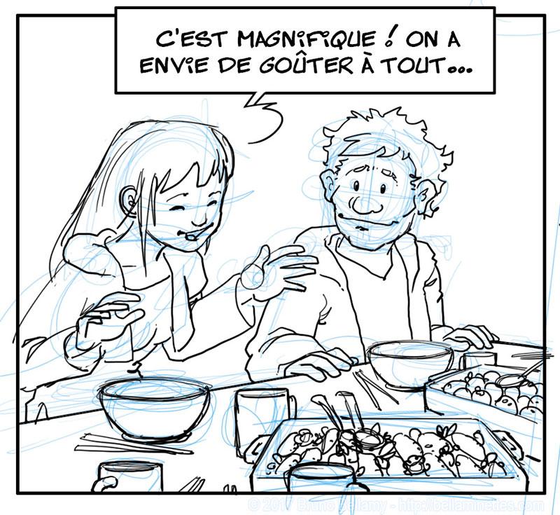 Bon appétit ! :)