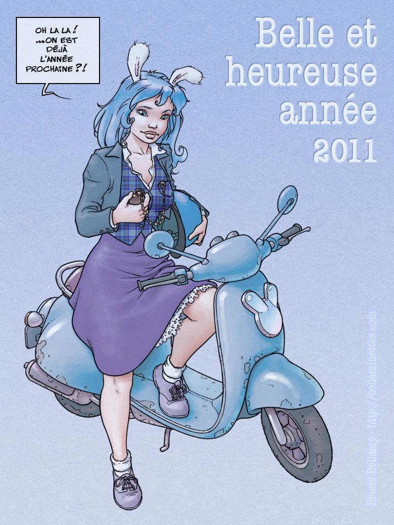 Bonne année 2011 :)