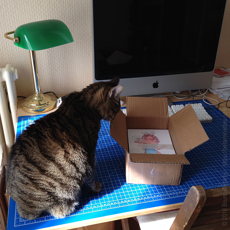 Unboxing by Misha
